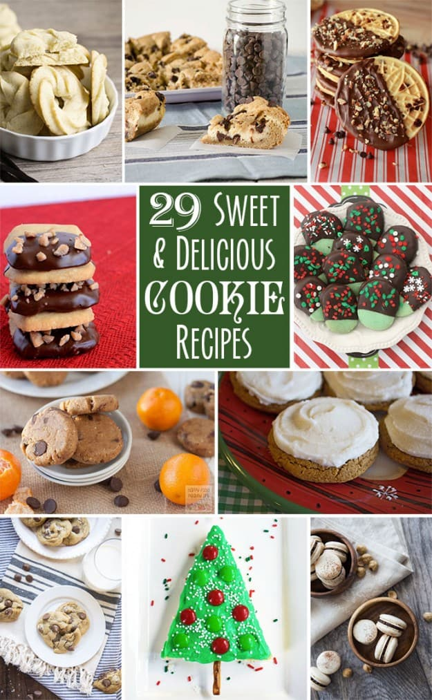 Some of the best cookie recipes ever!
