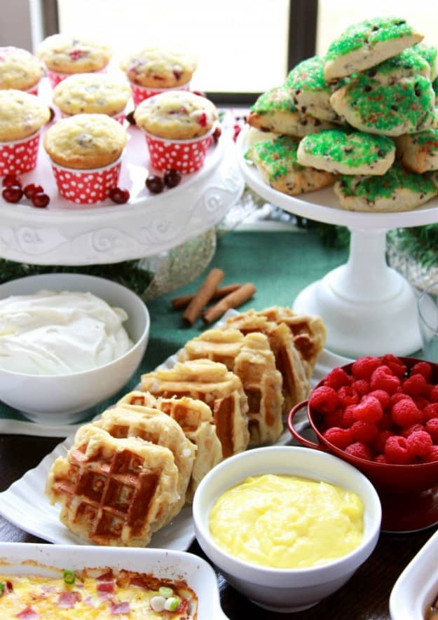 Best holiday brunch recipes