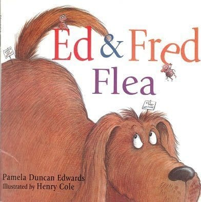 Fabulous picture books for preschoolers - Ed and Fred Flea