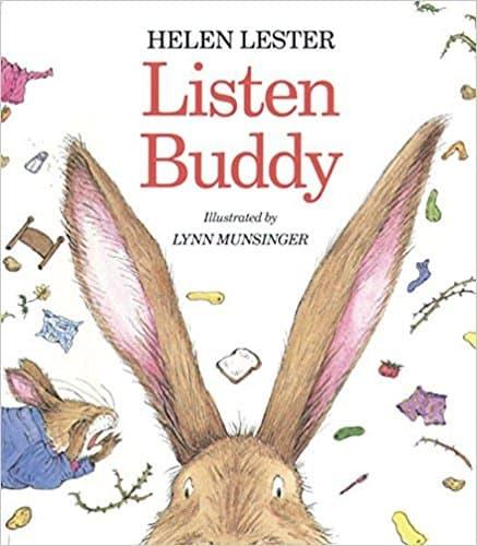 listen buddy preschool book