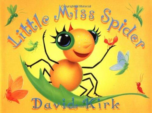 little miss spider preschool book