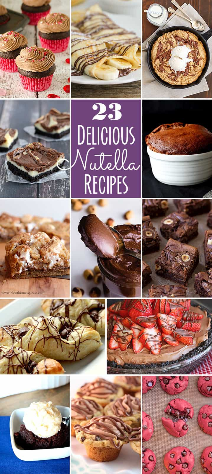 23 delicious Nutella Recipes
