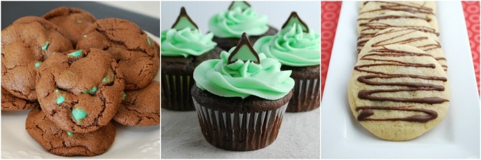 National Chocolate Mint Day recipes