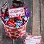 Use these free printable clues for a fun Valentine's Day treasure hunt!