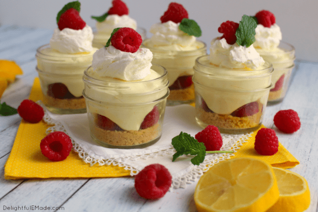Lemon-Raspberry-No-Bake-Cheesecake-Cups-DelightfulEMade.com-hz1
