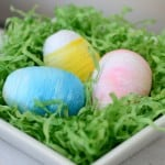 Dip dyed Ombre Easter Eggs- so fun to make, and so pretty!