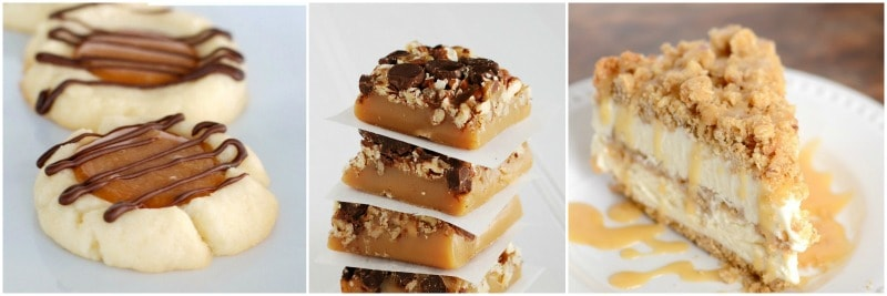 best ever caramel recipes