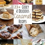 caramel recipes for National Caramel Day