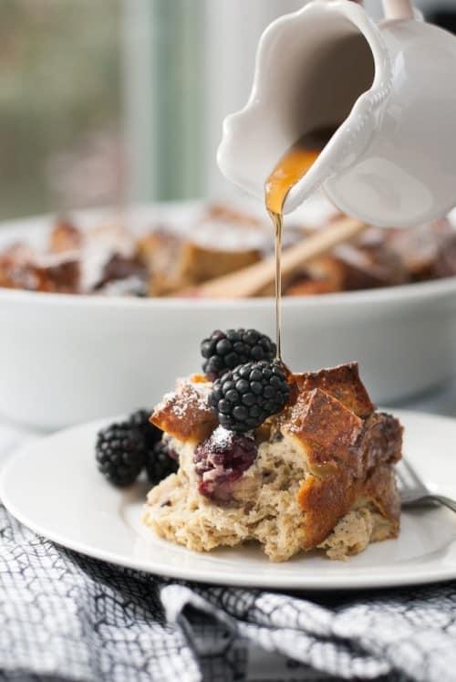 multigrain french toast