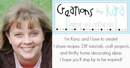 creations by kara guest post