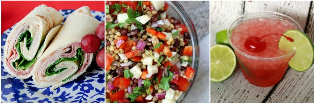 ranch pasta salad and other yummy picnic recipes