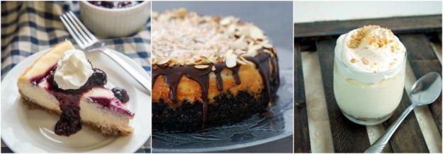 21 yummy cheesecake recipes