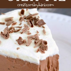 best french silk pie recipe