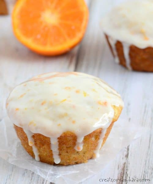 Give these Orange Banana Muffins a try. You are sure to love them!