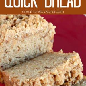 moist applesauce bread recipe pinterest pin