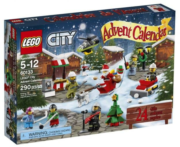 Lego Christmas advent calendar