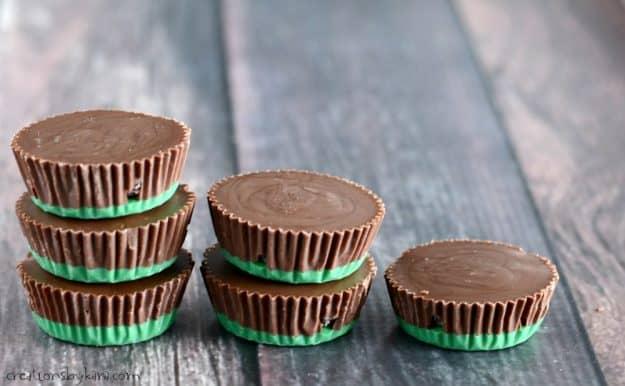 oreo mint chocolate candies