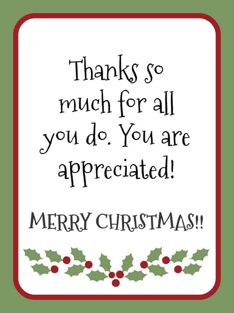 Merry Christmas Gift Tags.Printable Merry Christmas Gift Tags