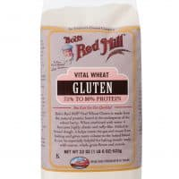 Bobs Red Mill Vital Wheat Gluten Flour, 22 Oz