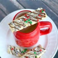 Easy Christmas Cookie Sticks