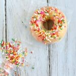 Recipe for baked cupcakes with sprinkles. Funfetti cupcakes are a fun dessert, and they are easy to make at home.