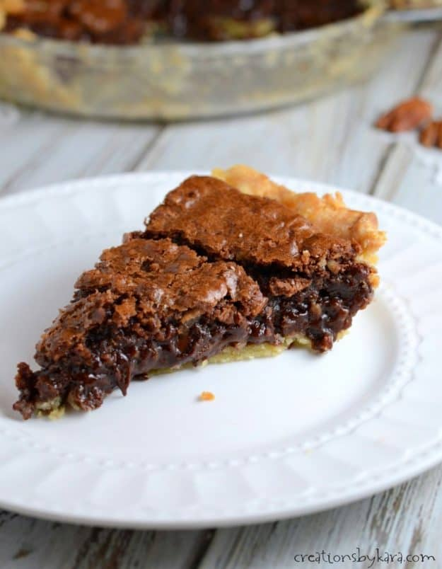 Next time you have a chocolate craving, give this German Chocolate Pie recipe a try. It is unbelievable!
