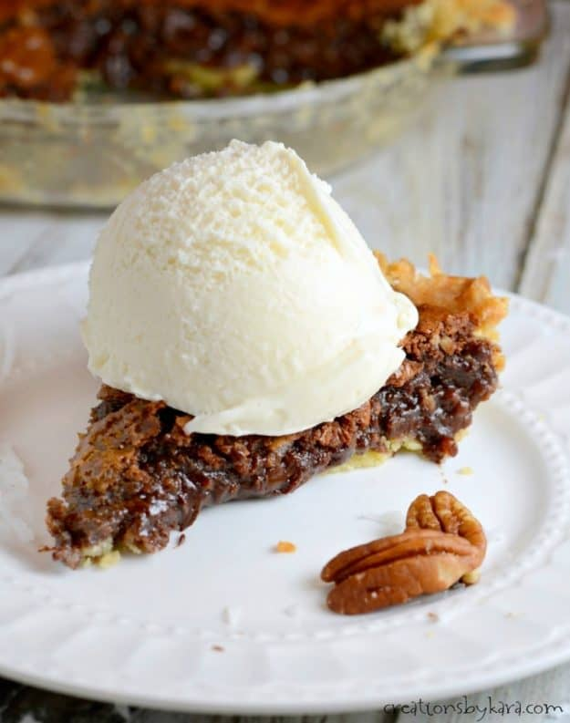 Served warm or cold, this German chocolate pie is heavenly. An easy pie recipe that always gets rave reviews.