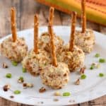 Everyone loves these little cheese ball bites. Loaded with bacon and ranch, they are irresistible. A perfect appetizer for game day, New Years, or any gathering.
