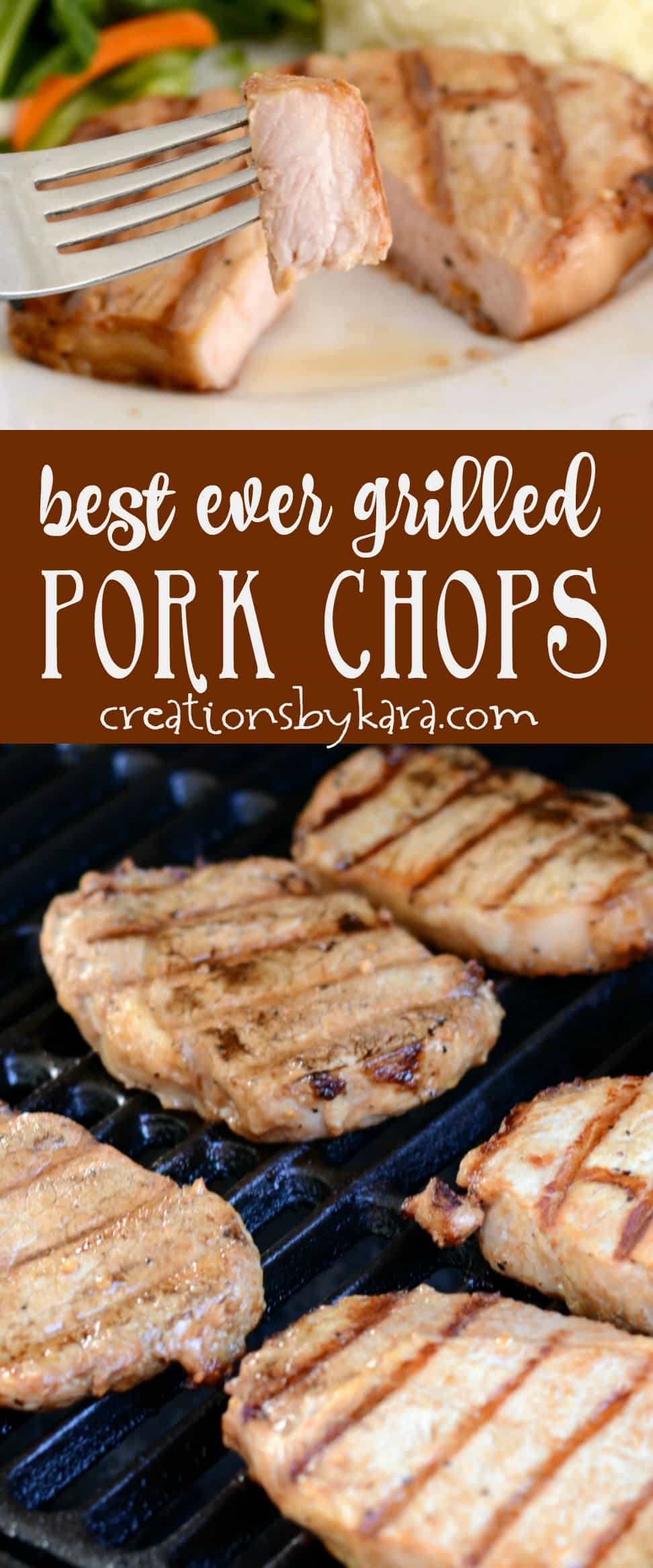 Best Ever Grilled Pork Chops