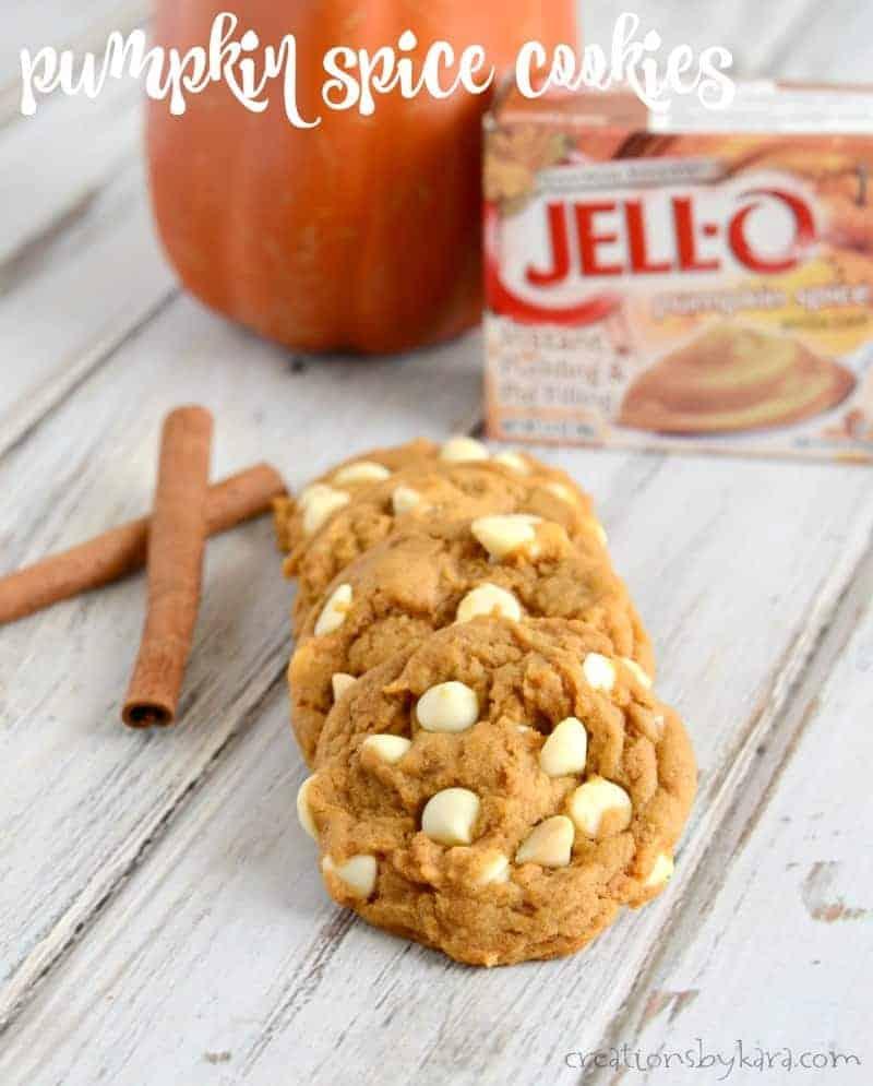 Pumpkin Roll With A Spice Cake Mix Recipe