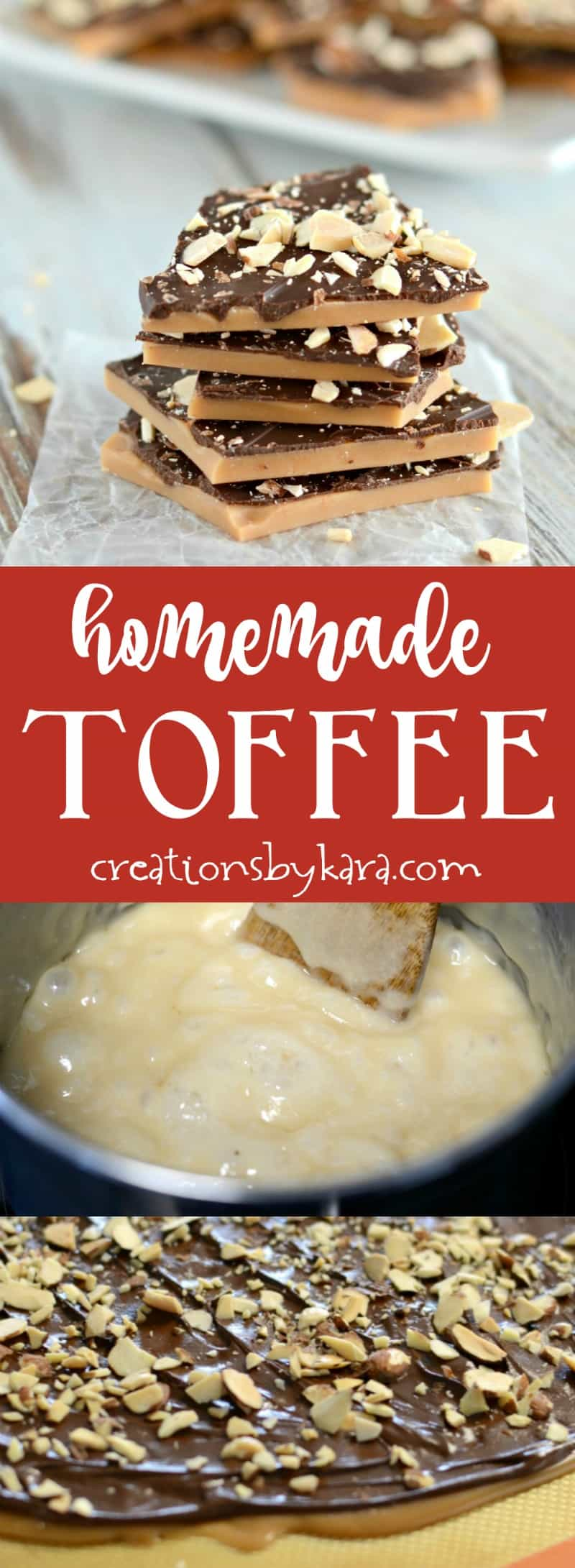 The best English Toffee recipe- so easy and so scrumptious! Everyone raves over this toffee!