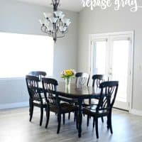 My Favorite Gray Paint - Sherwin Williams Repose Gray!