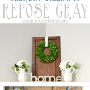 the best gray paint color - repose gray