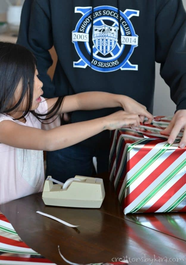 Christ Centered Christmas idea - Feed the Hungry college students