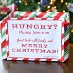 Light the World – Feed the Hungry Basket