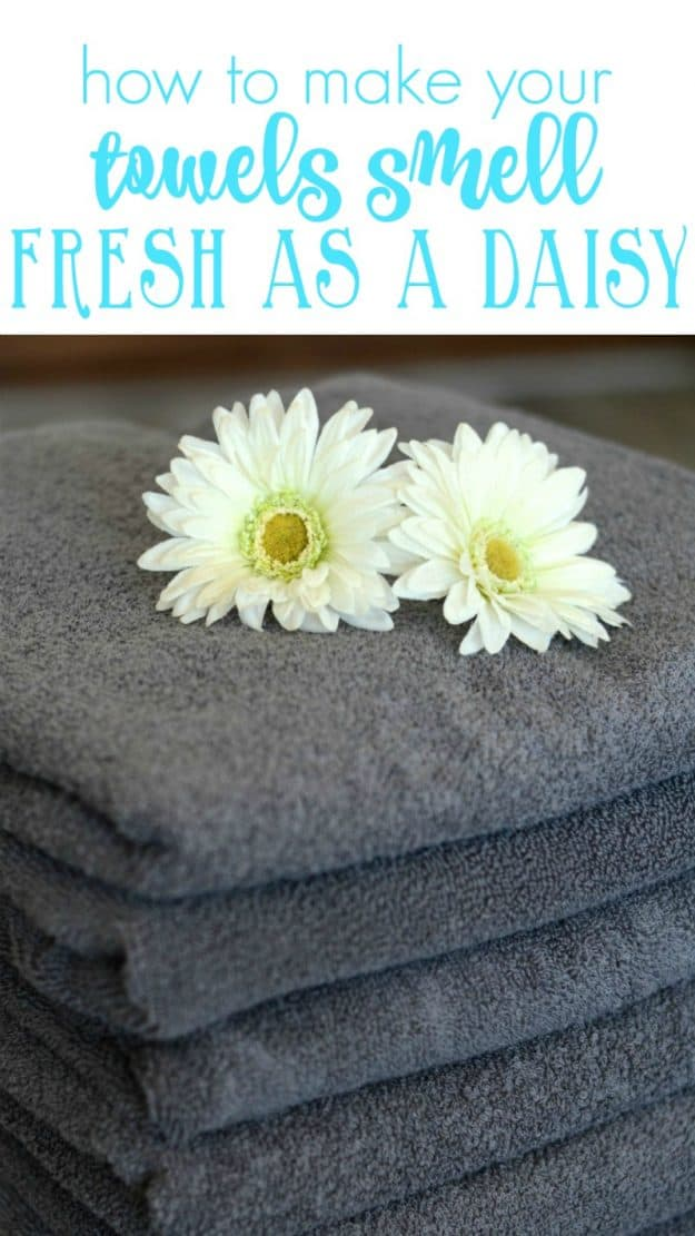 EnviroKlenz Laundry Booster Review - get rid of smelly towels