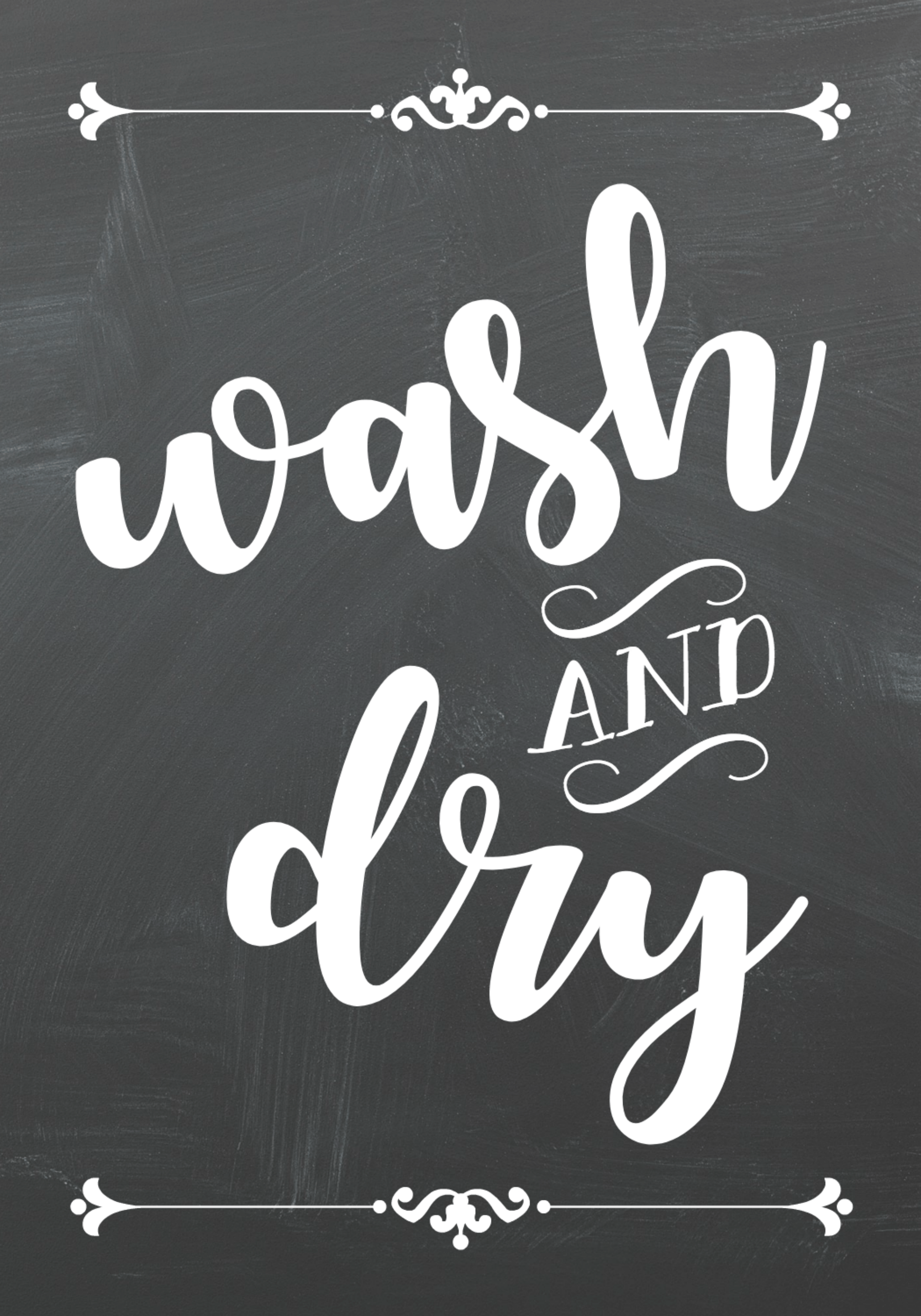 Wash And Dry Laundry Sign Creations By Kara