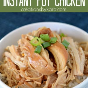 pressure cooker sweet and spicy chicken