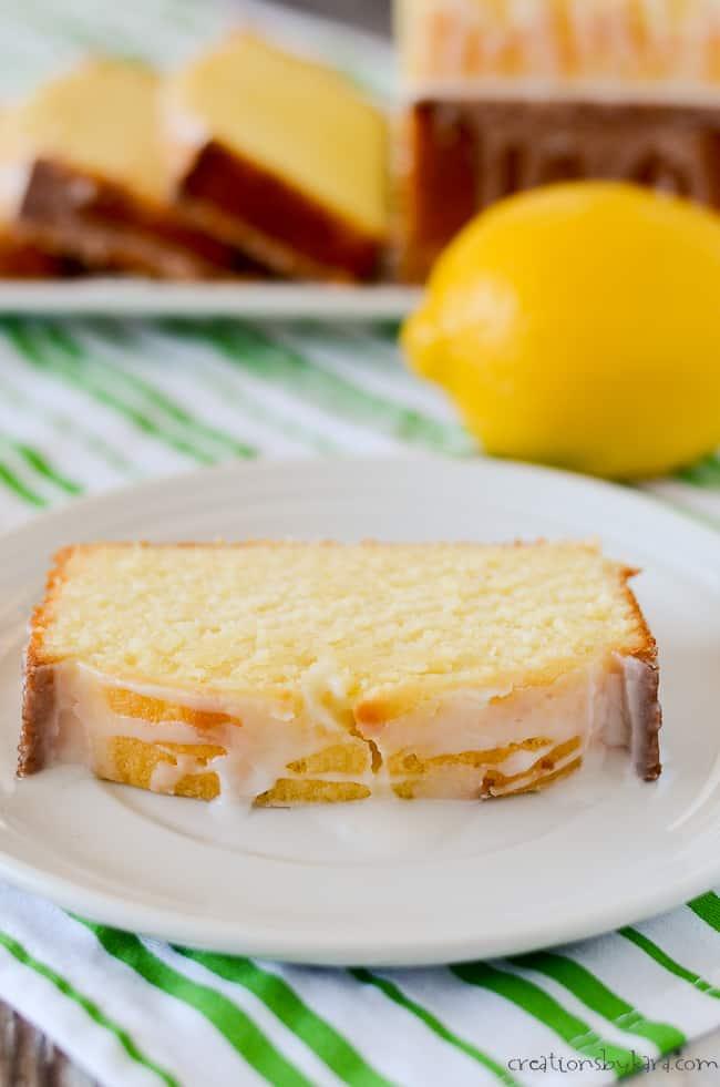 Lemon Easter Cake