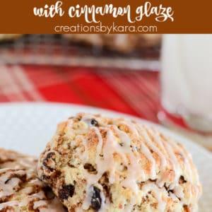 cinnamon raisin biscuits pinterest pin