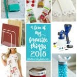 Favorite Things and Gift Ideas 2018