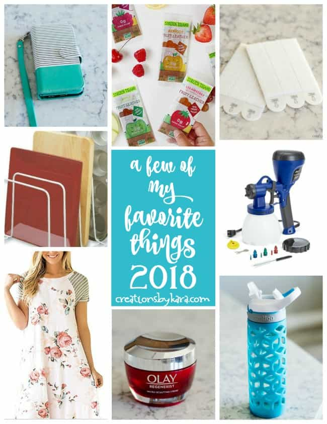 Favorite Things And Gift Ideas 2018 Creations By Kara
