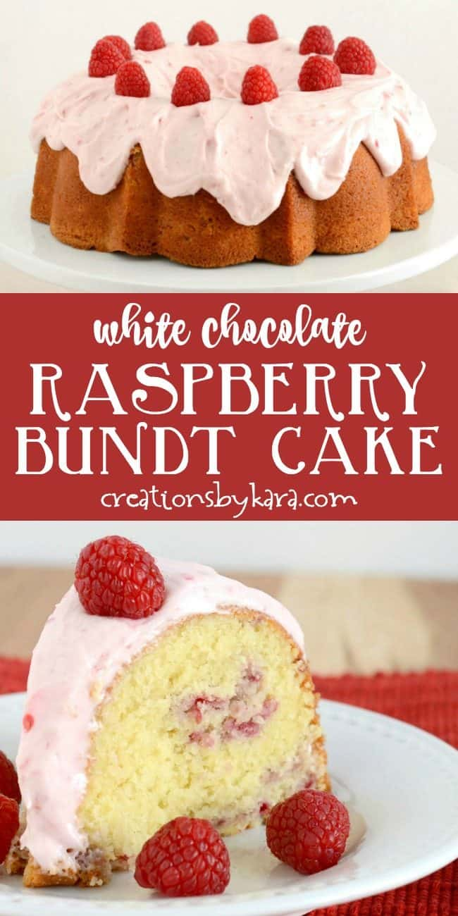 white chocolate raspberry cake with raspberry cream cheese frosting recipe collage