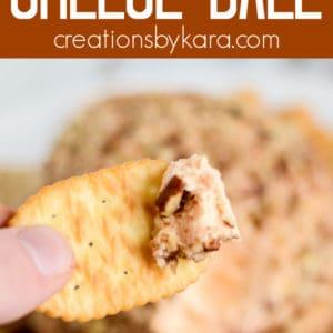 easy pimento cheeseball