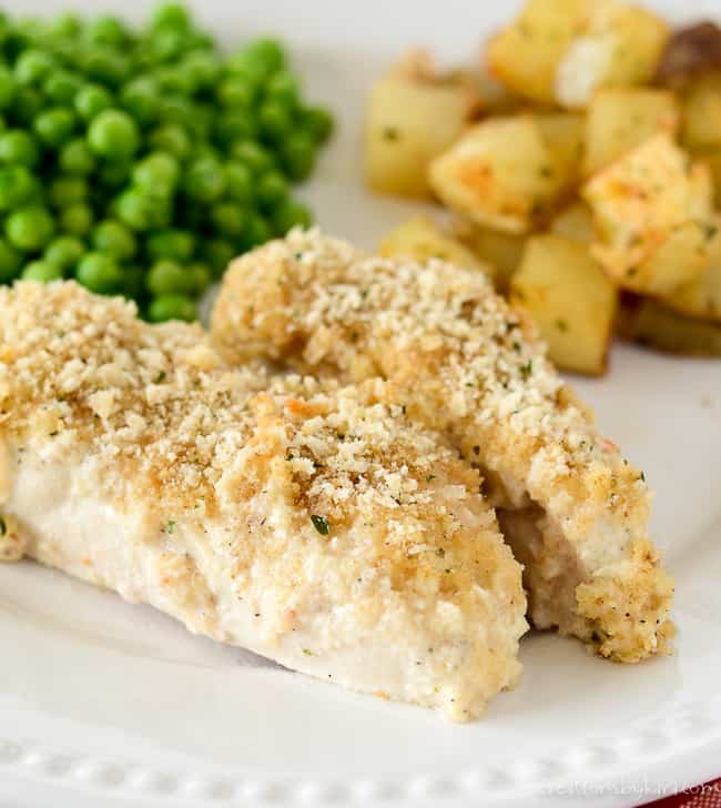 Mouthwatering Breaded Mayonnaise Chicken