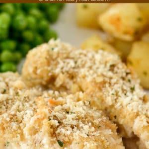 breaded mayonnaise chicken recipe