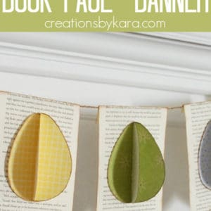 easter egg book page banner pinterest pin