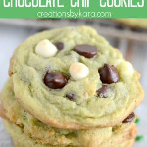 st patricks day cookies pinterest collage