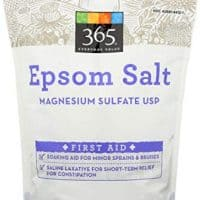 Epsom Salt, 4 Pound