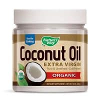 Nature's Way Organic Coconut Oil - 16 oz.